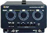 NF 3611 频率可变滤波器