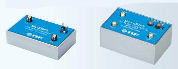 NF SA系列 超低噪声放大器