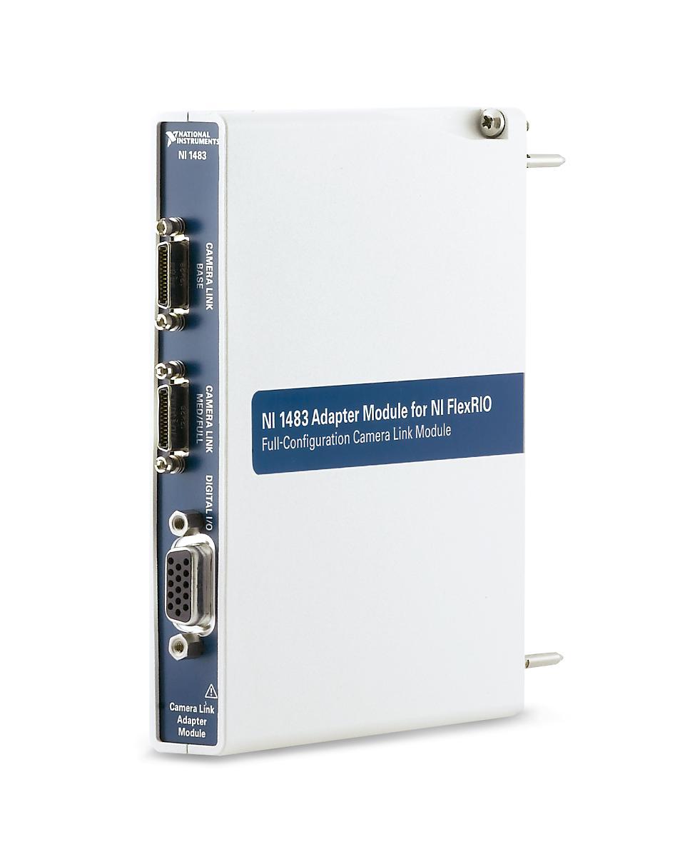 NI NI-1483 FlexRIO Camera Link适配器模块