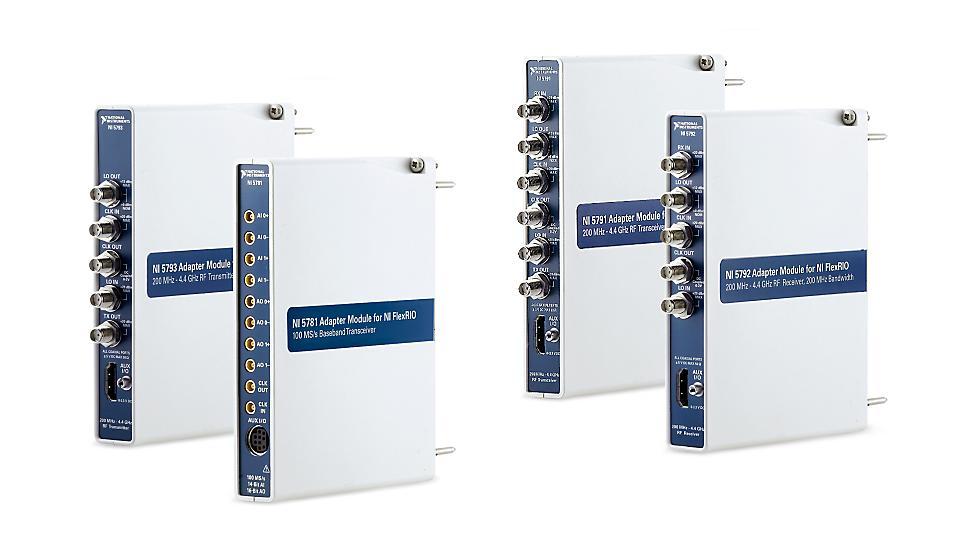 NI NI-5700系列 FlexRIO RF适配器模块