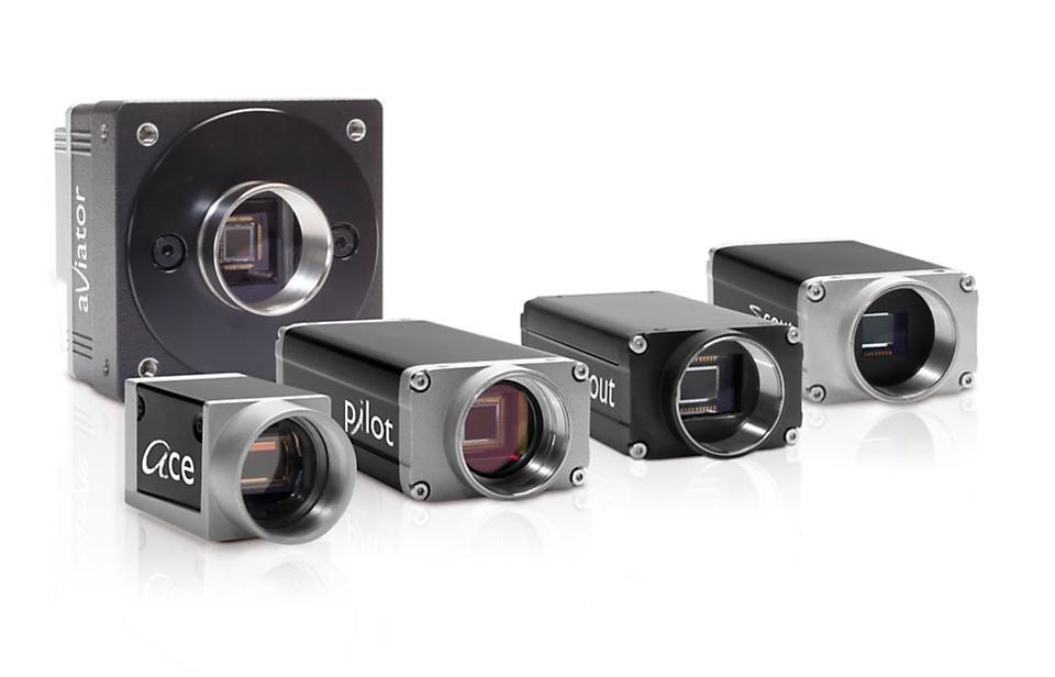 NI acA系列 面扫描相机