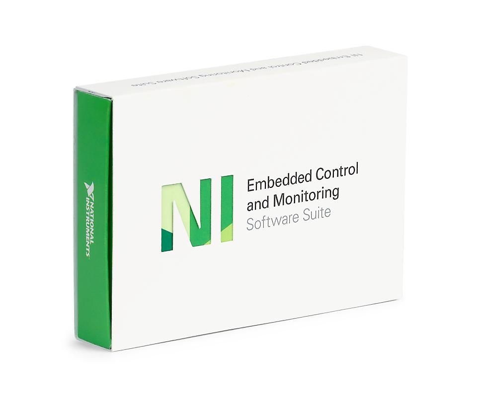 NI Embedded Control and Monitoring Software Suite 软件包和工具包