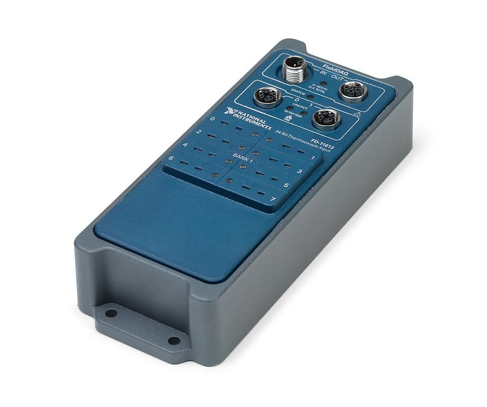 NI FD-11613/11614 FieldDAQ温度输入设备