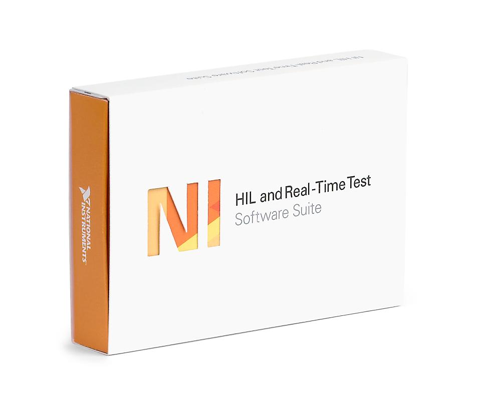 NI HIL and Real-Time Test Software Suite 软件包和工具包