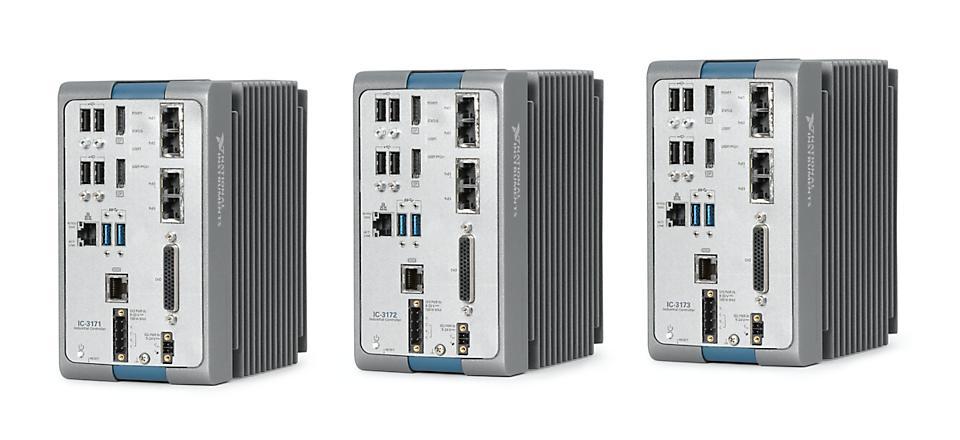 NI IC31系列 工业控制器