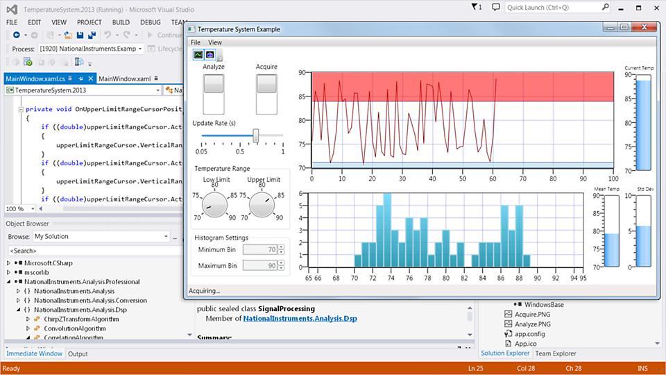 NI Measurement Studio 编程软件