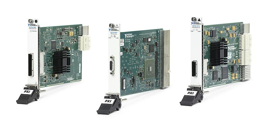 NI PXI-8300系列 远程控制模块