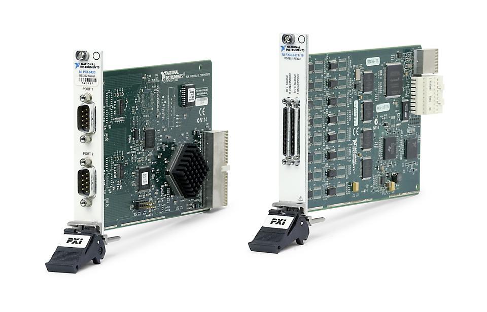 NI PXI-8400系列 PXI串行仪器控制模块