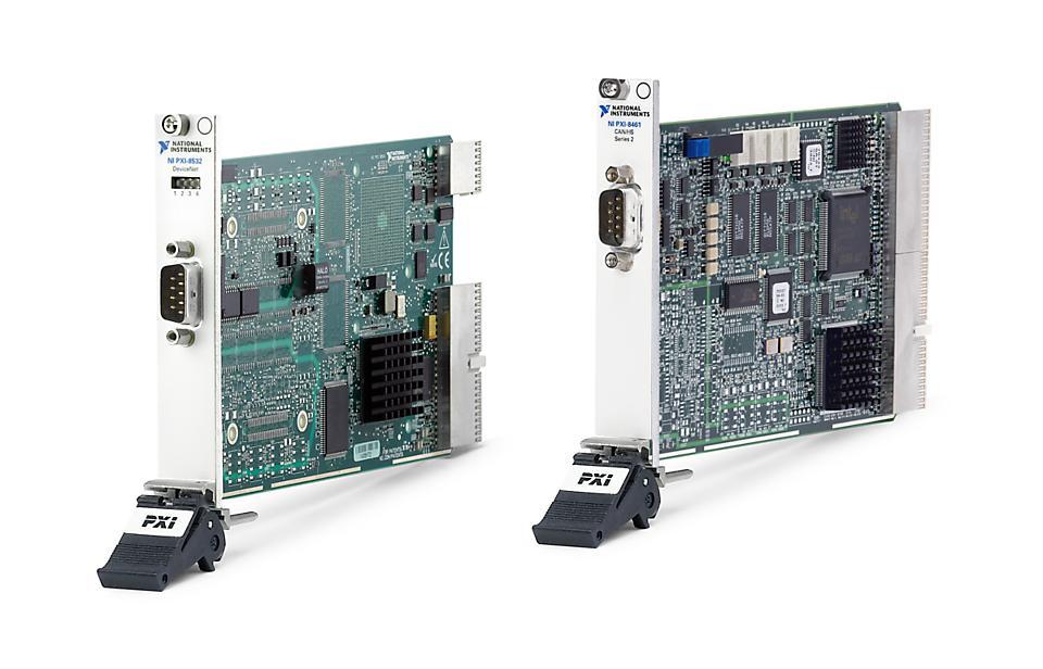 NI PXI-8532 PXI DeviceNet接口模块