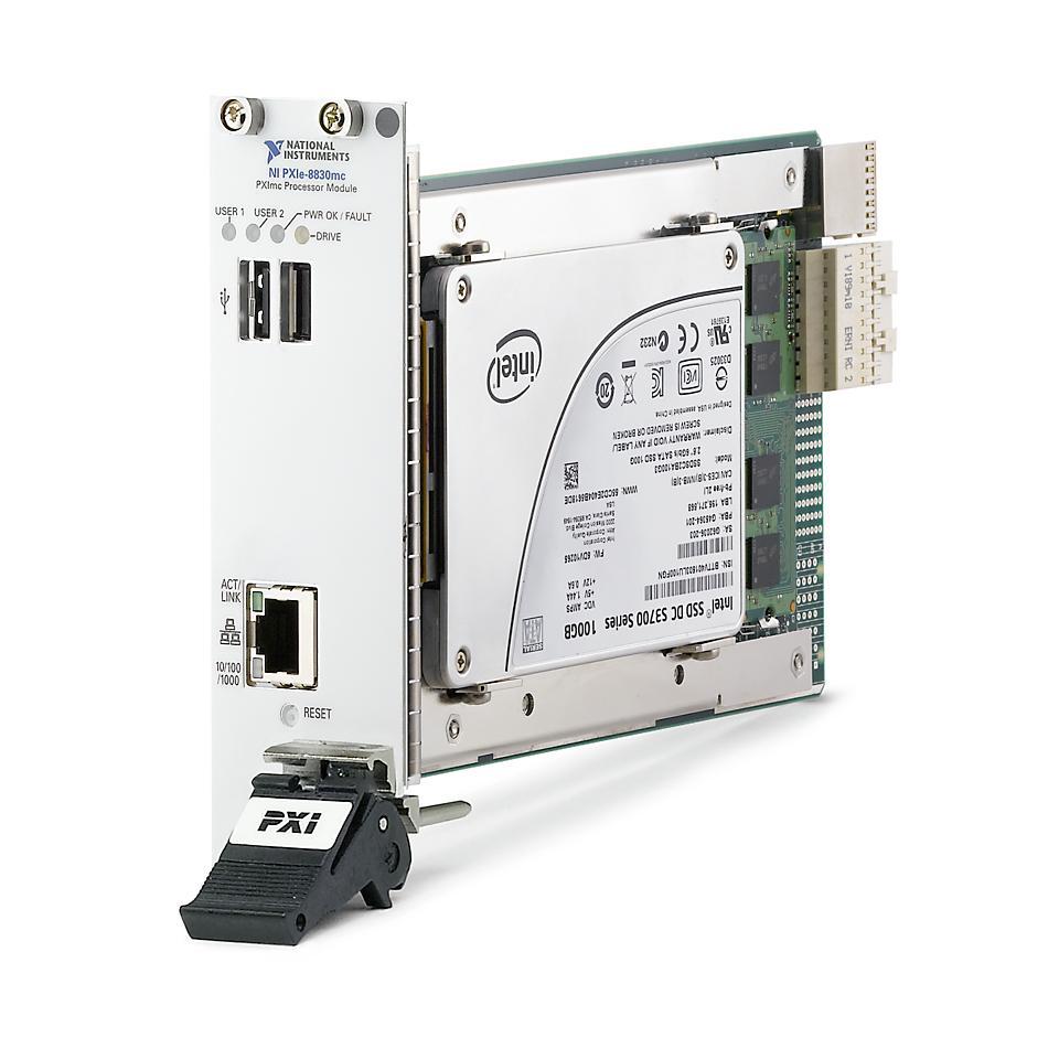 NI PXIe-8830MC PXI并行处理模块