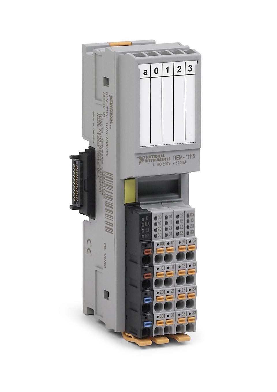 NI REM-11115 远程I/O模拟输出模块-CRIO平台
