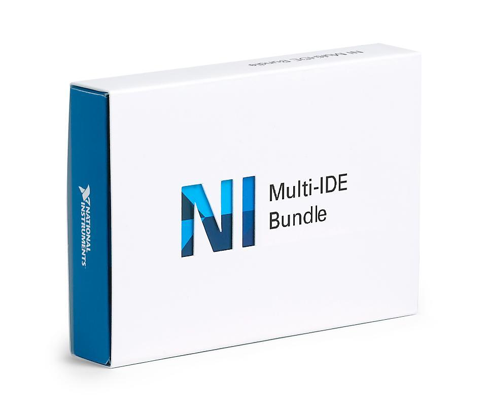 NI 多IDE套件 软件包和工具包