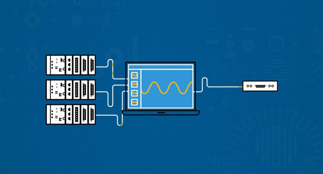 NI   数据采集和控制应用软件