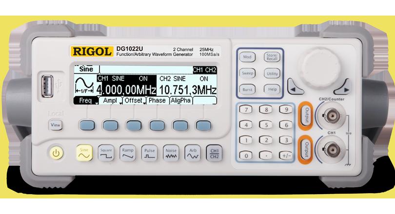 RIGOL DG1000系列 函数/任意波形发生器