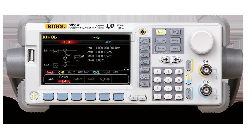 RIGOL DG5000系列 函数/任意波形发生器
