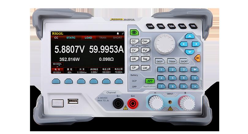 RIGOL DL3000系列 可编程直流电子负载