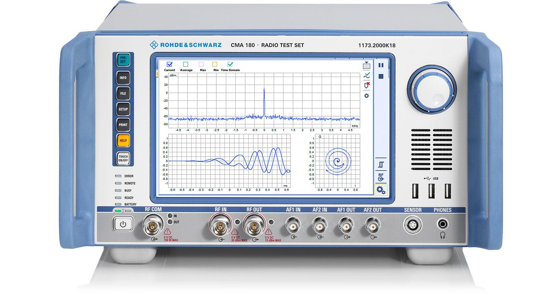 R&S CMA180 无线电通信测试仪