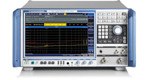 R&S ESW 认证级EMI测试接收机
