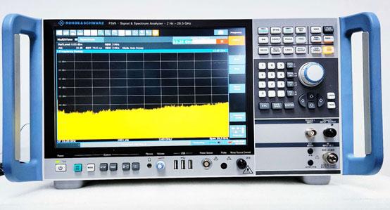 FSW26 信号与频谱分析仪