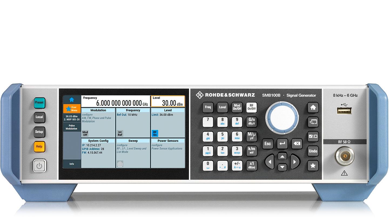 R&S SMB100B 射频信号发生器