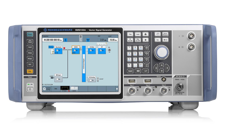 R&S SMM100A 矢量信号发生器