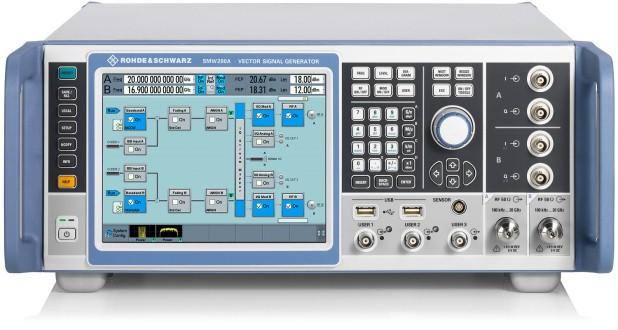 SMW200A 矢量信号发生器