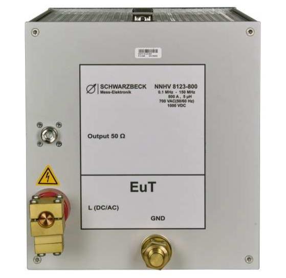SCHWARZBECK NNHV 8123-800 高压人工电源网络