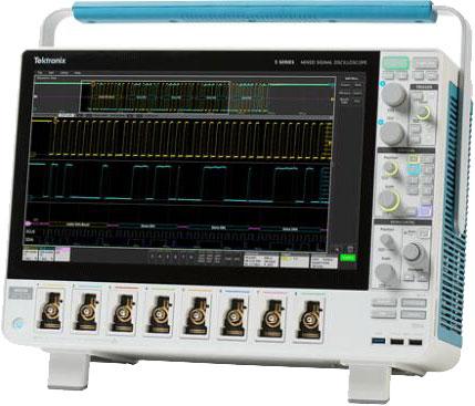 Tektronix 5 系列 MSO混合信号示波器
