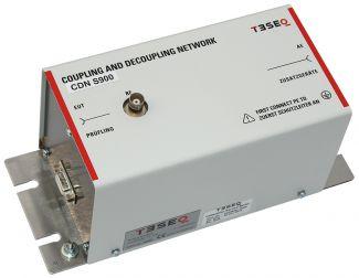 TESEQ CDN S SERIES 屏蔽平衡通信线CDN