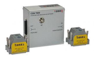 TESEQ CDN T SERIES 非屏蔽平衡通信线CDN