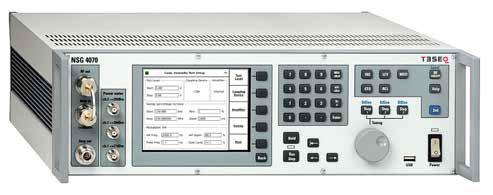 TESEQ NSG 4070 射频传导抗扰度测试系统