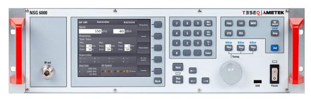 TESEQ NSG 6000 射频传导和辐射抗扰度测试系统