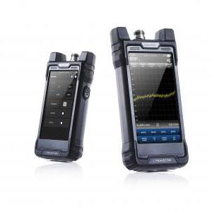 TRANSCOM T8242/T8260 SpecMini手持式频谱分析仪