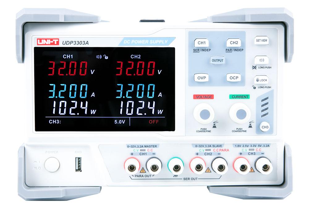 UNI-T UDP8303M 可编程直流稳压电源