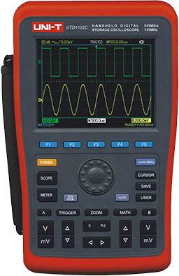 UNI-T UTD1000C系列 手持式数字存储示波器