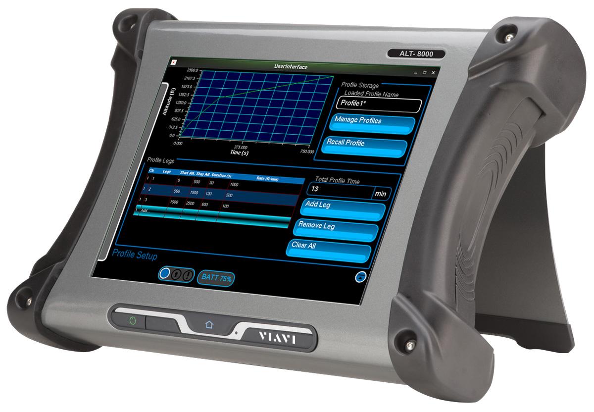 VIAVI ALT8000 FMCW 脉冲无线电高度表航线测试仪(原Aeroflex)