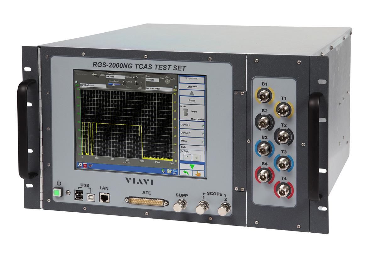 VIAVI RGS2000NG TCAS 机载空中防撞系统(TCAS I/II)(原Aeroflex)