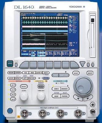 DL1640 数字示波器