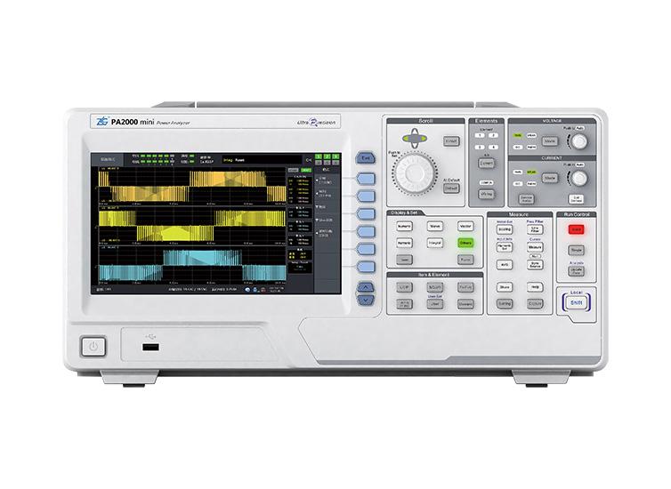 ZLG PA2000 mini功率分析仪