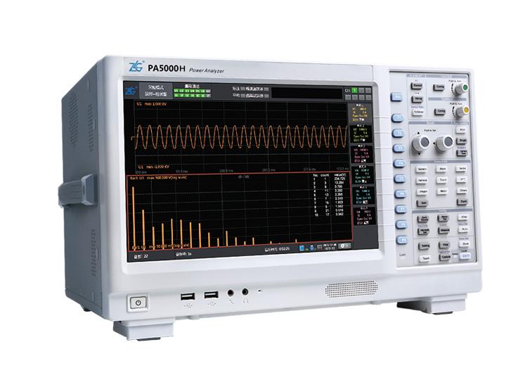 ZLG PA5000H 功率分析仪
