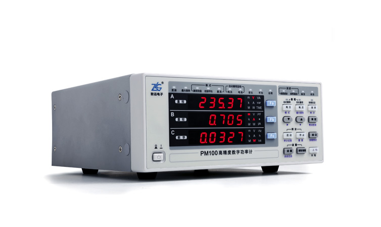 ZLG PM100 产线型数字功率计