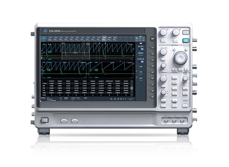 ZLG ZDL6000 示波记录仪