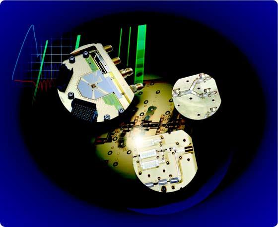 模拟无线通讯测试