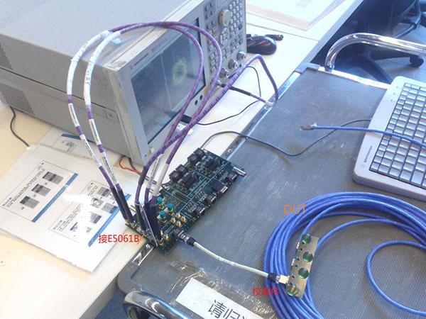 10M/100M/1G以太网测试