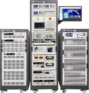 ITECH ITS9502系列 充电机自动测试系统