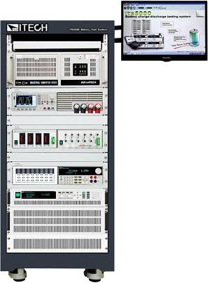 ITECH ITS5300 电池充放电测试系统