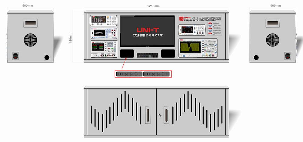 LAB-550 NeptuneLab智能实验系统综合测试平台