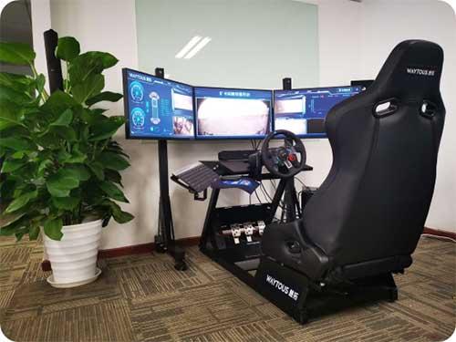 慧拓远程驾驶系统