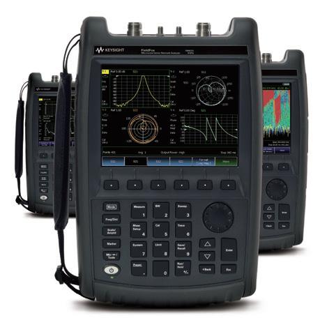 使用 FieldFox 手持式射频和微波分析仪管理无线医疗应用 (第二部分)