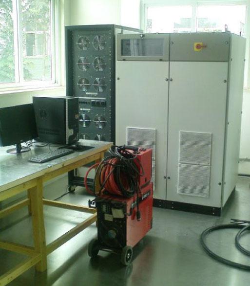 谐波电流电压波动和闪烁测试系统